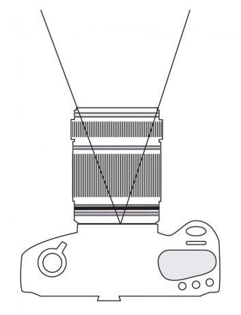 DSLR - Illustration - Camera Telephoto