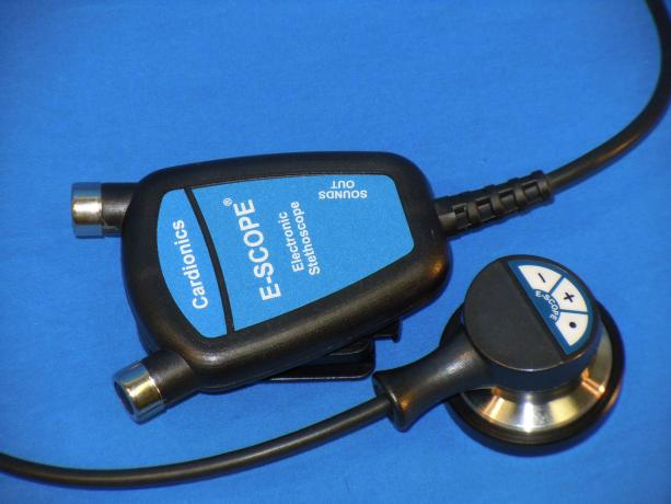 Electronic Stethoscopes - E-Scope Telehealth - Detailed
