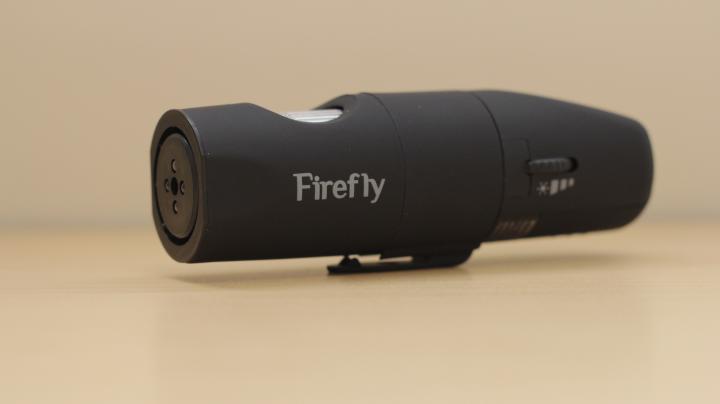 Firefly DE550 - Side View - Light Off