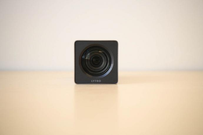 Lytro Light Field Camera - Front