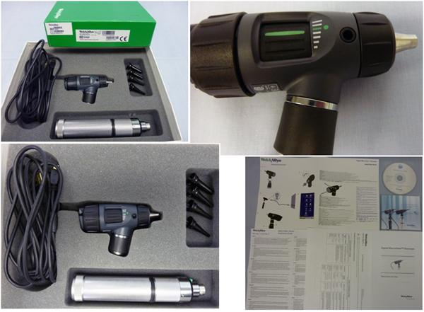 Video Otoscopes at TTAC - Welch Allyn MacroView