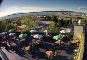 olloclip: Anchorage Roof Top - Wide Angle