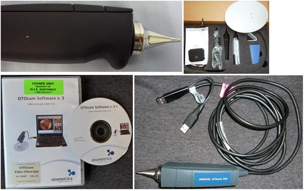 Video Otoscopes at TTAC - Aurical GN Otocam 300