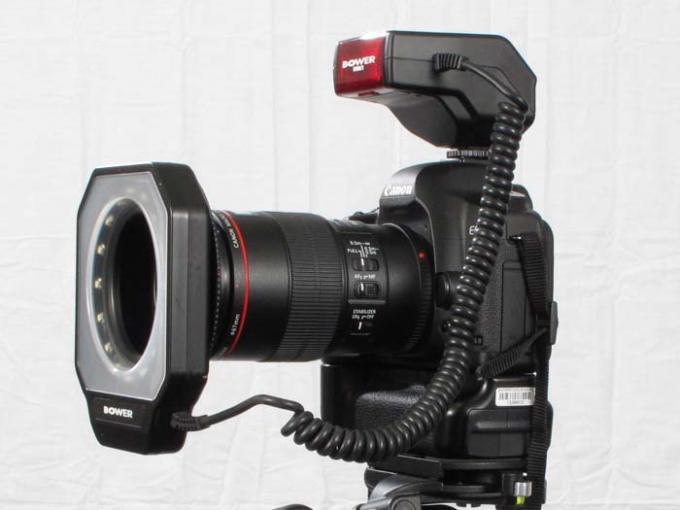 DSLR - Product Shots - External Lighting - Bower SFDRL71