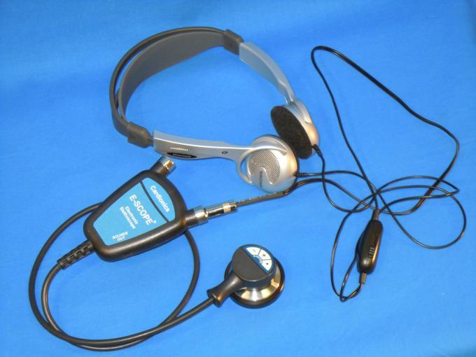 Electronic Stethoscopes - E-Scope Telehealth Unit