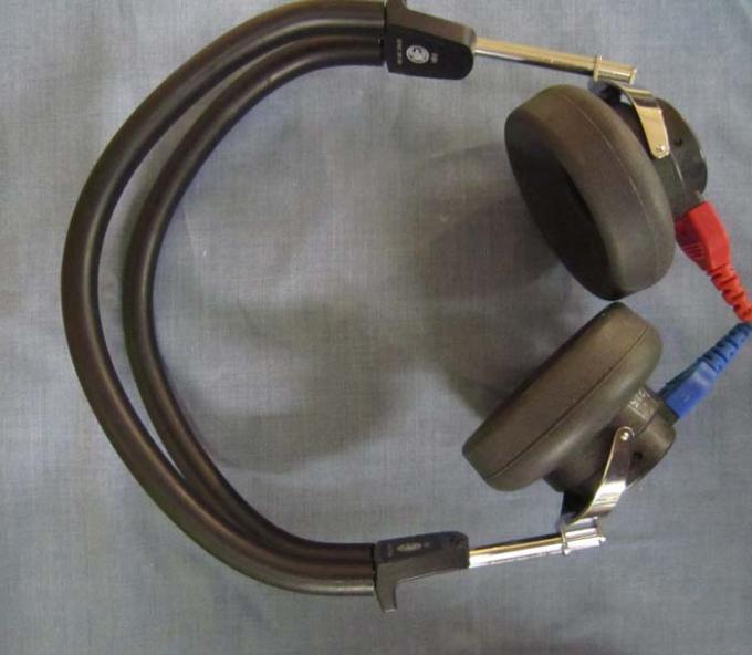 Tympanometers - GSI 39 Auto Tymp - Head Phones - B