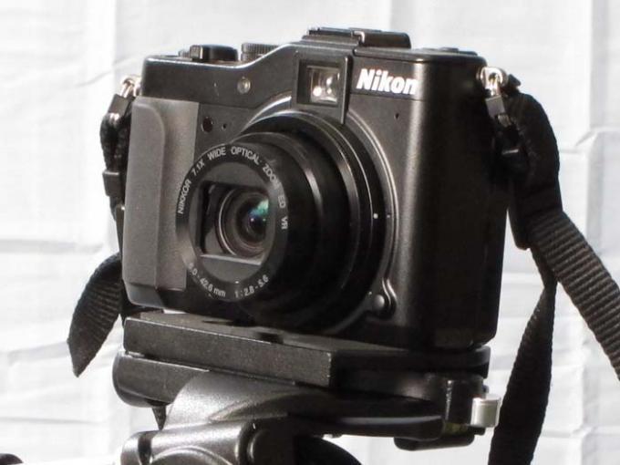 DSLR - Product Shots - Nikon Coolpix D7000