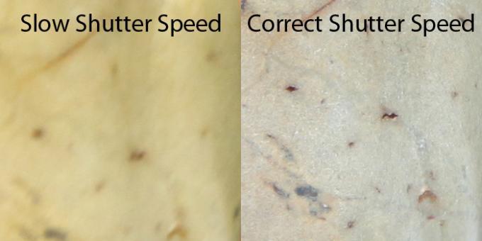 DSLR - Illustration - Slow Shutter Detail